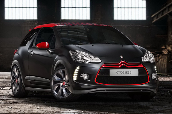 Citroen презентовал DS3 Racing S. Loeb Edition